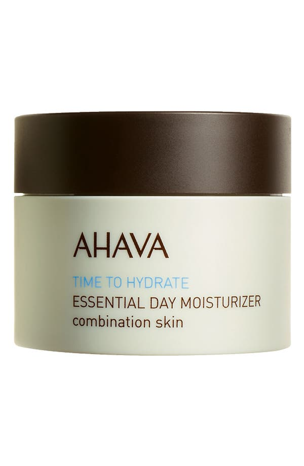 Alternate Image 1 Selected - AHAVA 'Time to Hydrate' Essential Day Moisturizer (Combination Skin)
