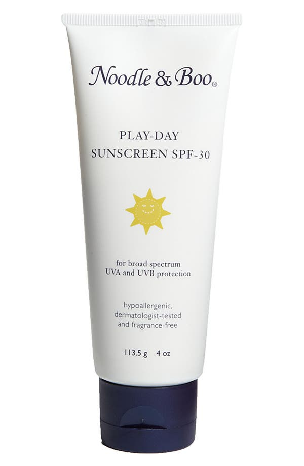 Main Image - Noodle & Boo 'Play-Day' Sunscreen SPF-30