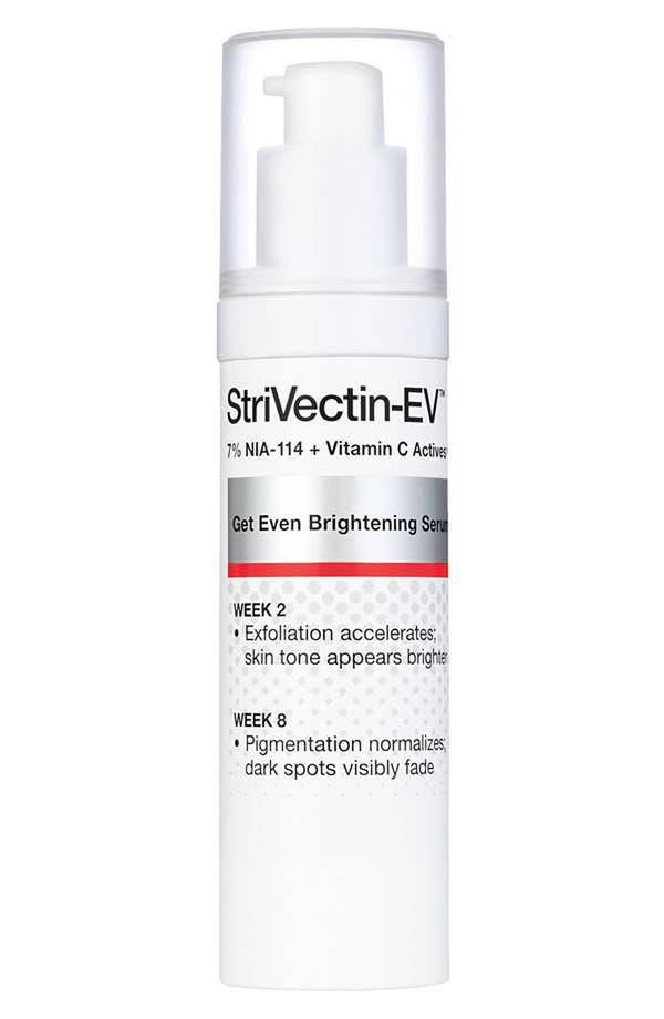 Alternate Image 1 Selected - StriVectin-EV™ 'Get Even' Brightening Serum