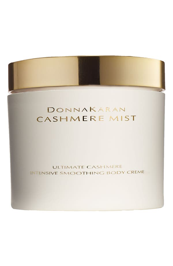 Main Image - Donna Karan 'Cashmere Mist' Ultimate Cashmere Intensive Smoothing Body Crème