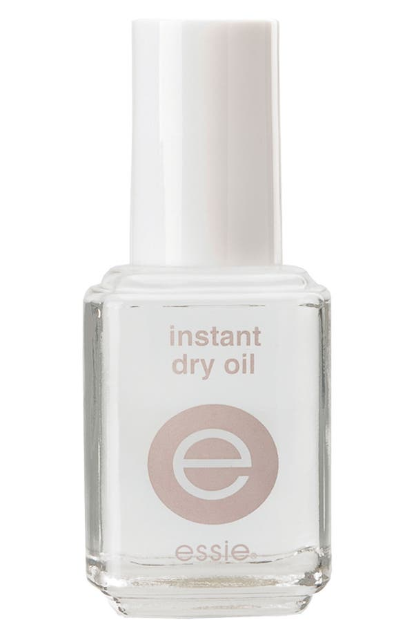 Alternate Image 1 Selected - essie® 'Instant Dry' Oil