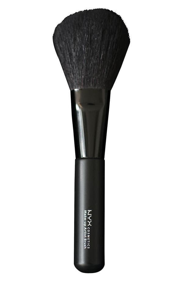 Alternate Image 1 Selected - NYX Powder Makeup Brush