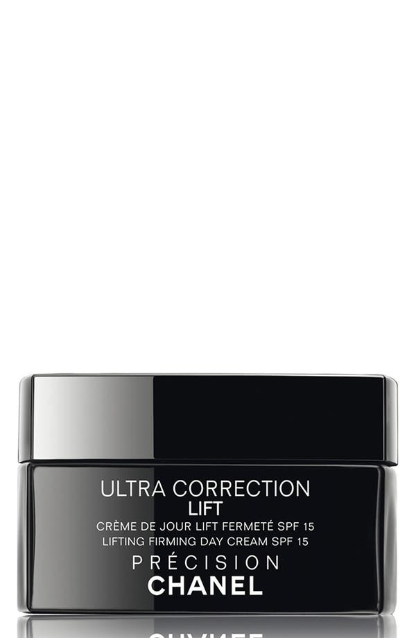 Alternate Image 1 Selected - CHANEL ULTRA CORRECTION LIFT  Lifting Firming Sunscreen Day Cream Broad Spectrum SPF 15