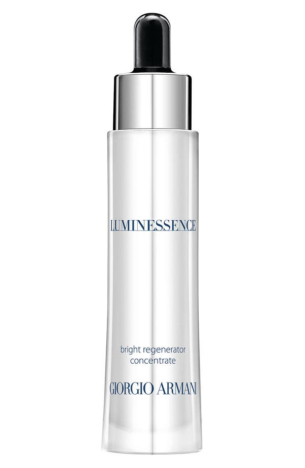 Alternate Image 1 Selected - Giorgio Armani 'Luminessence' Bright Regenerator Concentrate