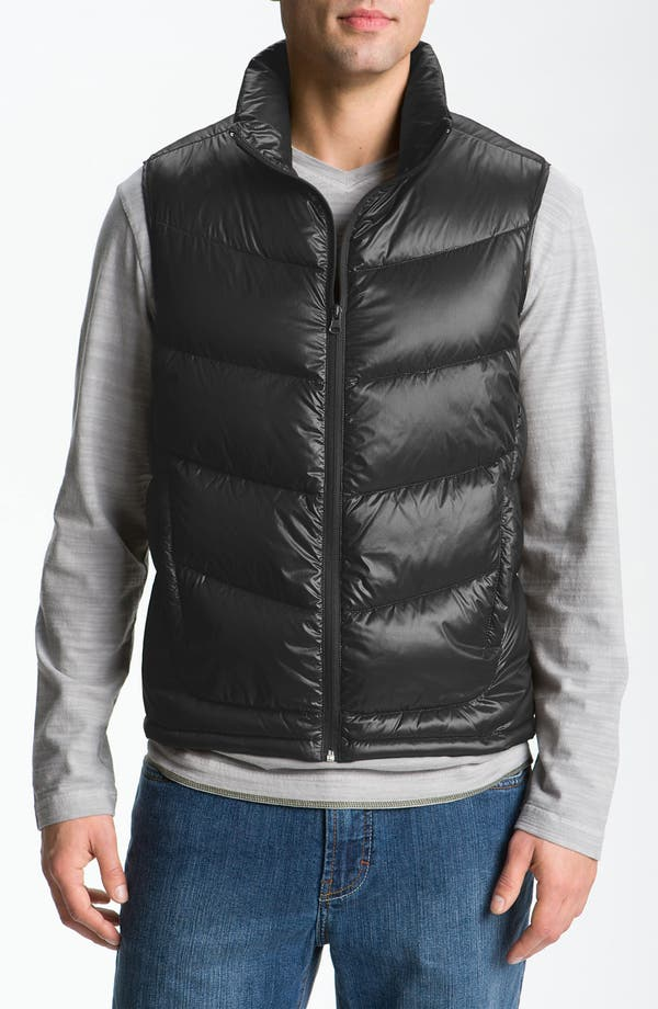 Alternate Image 1 Selected - Bernardo Packable Quilted Packable Down Vest