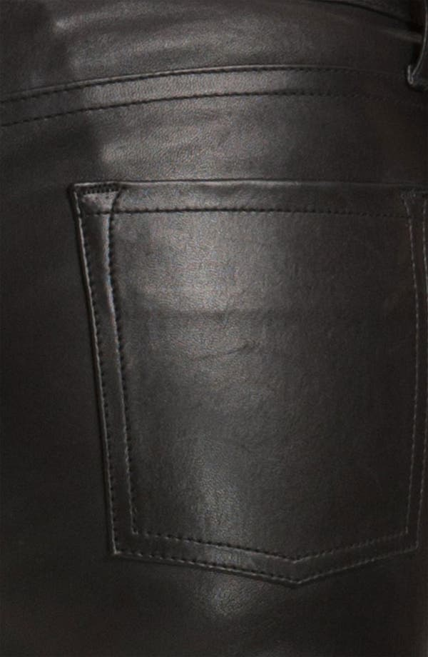 Alternate Image 3  - Vince Leather Jeans
