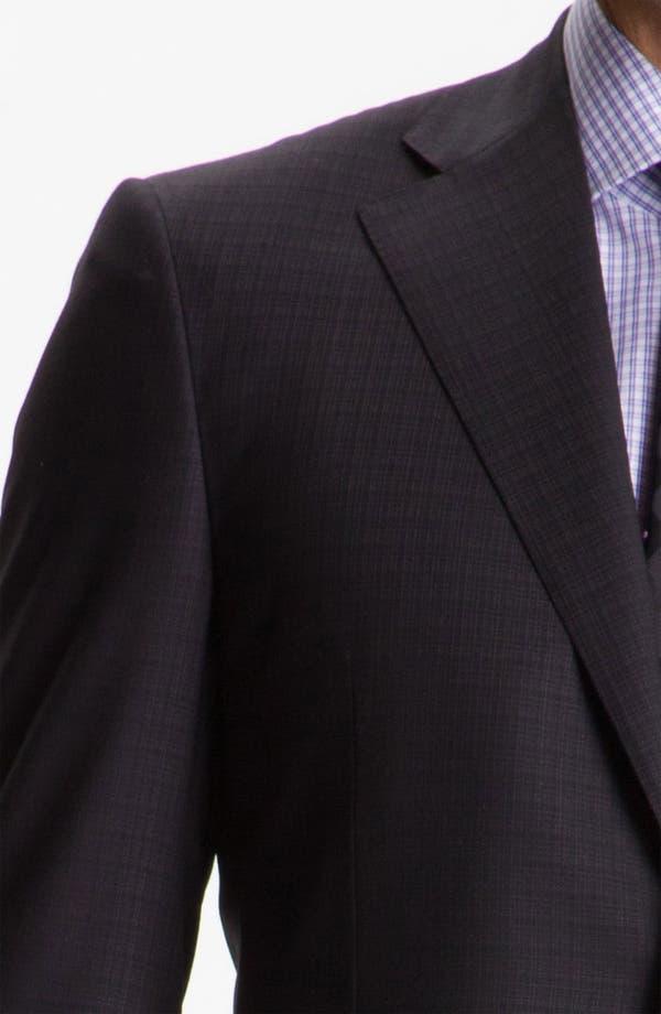 Alternate Image 6  - Canali Windowpane Wool Suit