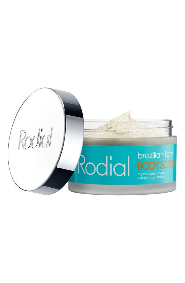 Alternate Image 1 Selected - SPACE.NK.apothecary Rodial Brazilian Tan BODY SCRUB Exfoliator