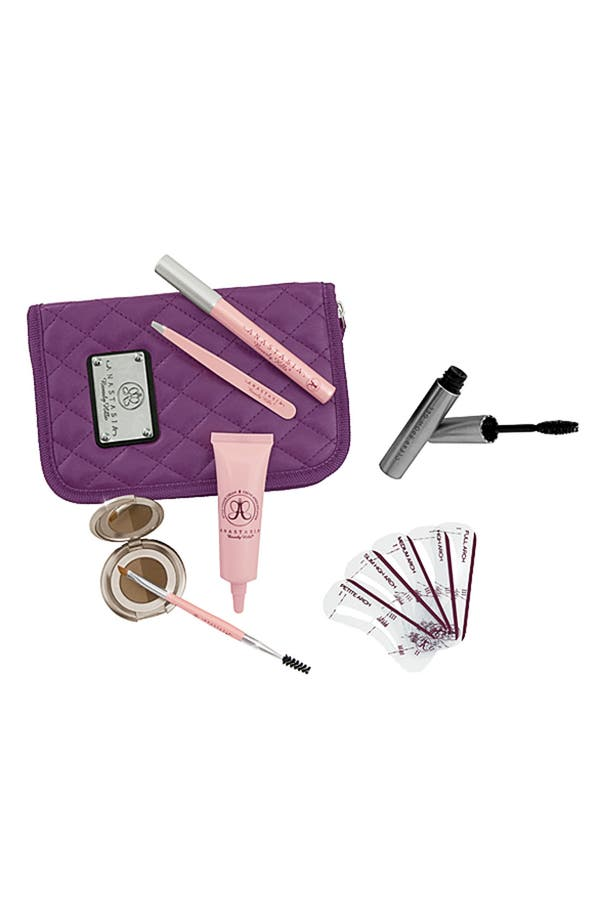 Main Image - Anastasia Beverly Hills All-in-One Brow Kit (Nordstrom Exclusive) ($183 Value)