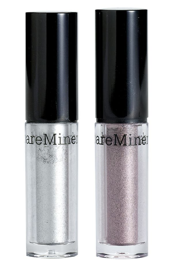 Alternate Image 1 Selected - bareMinerals® 'High Shine' Frost & Moonshine Eye Color Duo ($32 Value)