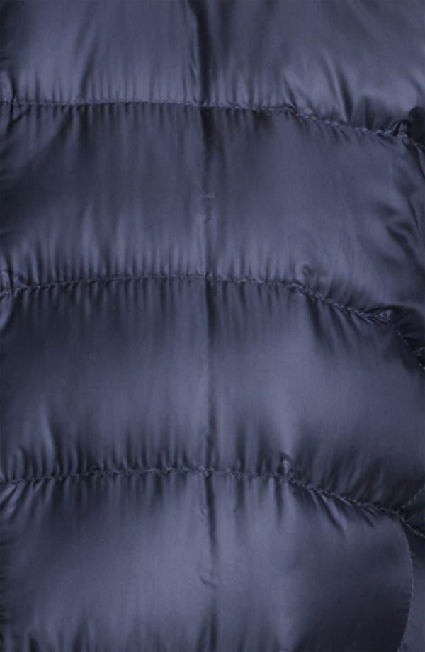 Alternate Image 3  - Burberry London Belted Puffer Jacket