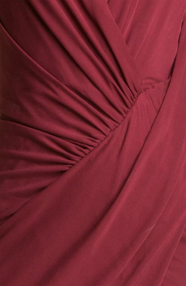 Alternate Image 3  - Haute Hippie Draped Jersey Dress