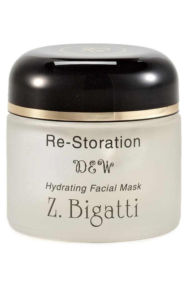 Alternate Image 1 Selected - Z.Bigatti® 'Dew' Hydrating Facial Mask