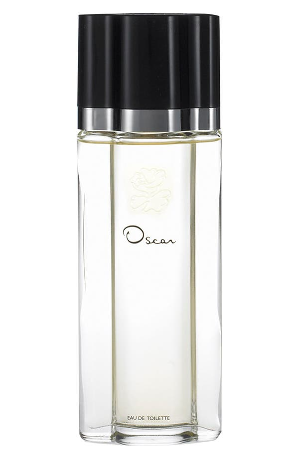 Alternate Image 1 Selected - Oscar de la Renta Eau de Toilette Spray