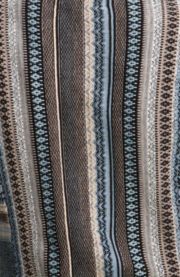 Alternate Image 3  - Nic + Zoe Stripe Knit Cardigan