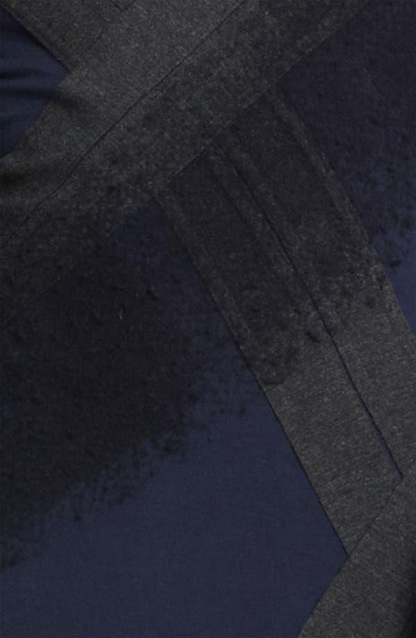 Alternate Image 3  - Donna Karan Collection Needle Punch Jersey Dress