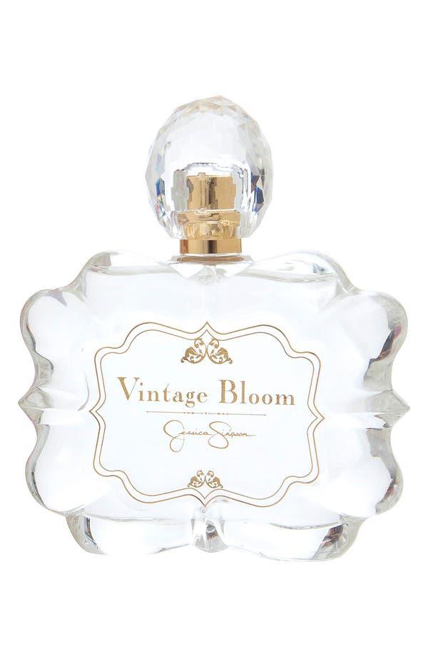 Alternate Image 1 Selected - Jessica Simpson 'Vintage Bloom' Eau de Parfum
