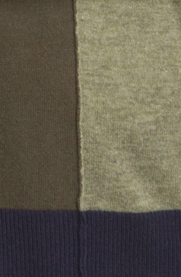 Alternate Image 3  - autumn cashmere Colorblock Cashmere Knit Tunic