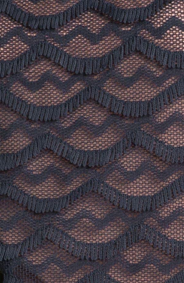 Alternate Image 3  - Sanctuary Scalloped Lace Top
