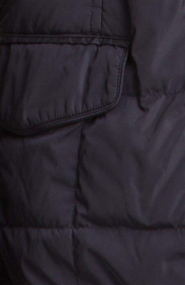 Alternate Image 3  - Moncler 'Barbuda' Quilted Blazer Jacket