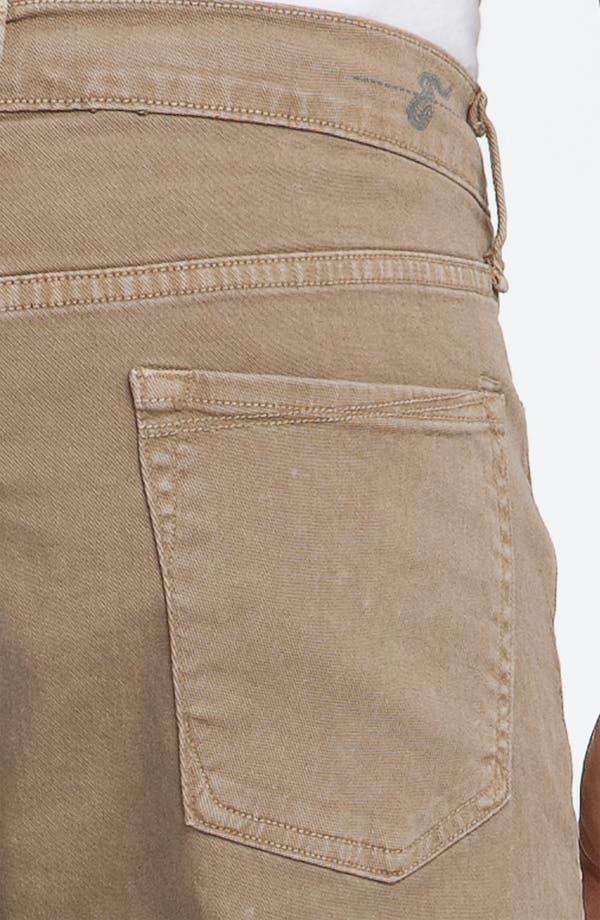 Alternate Image 3  - Earnest Sewn 'Fulton' Straight Leg Twill Pants