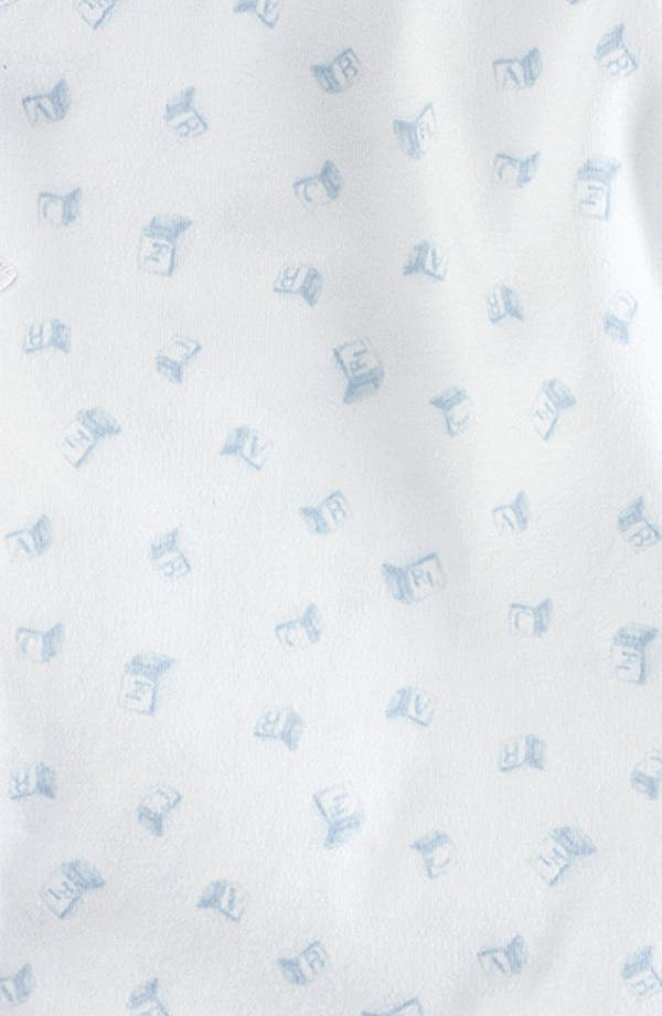 Alternate Image 3  - Ralph Lauren Top & Footed Leggings (Infant)