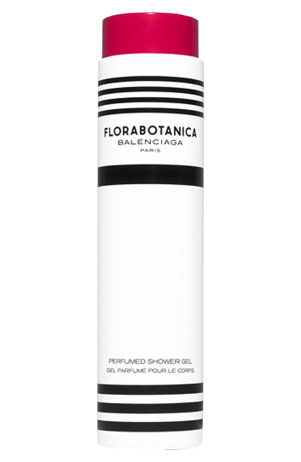 Alternate Image 1 Selected - Balenciaga Paris 'Florabotanica' Perfumed Shower Gel