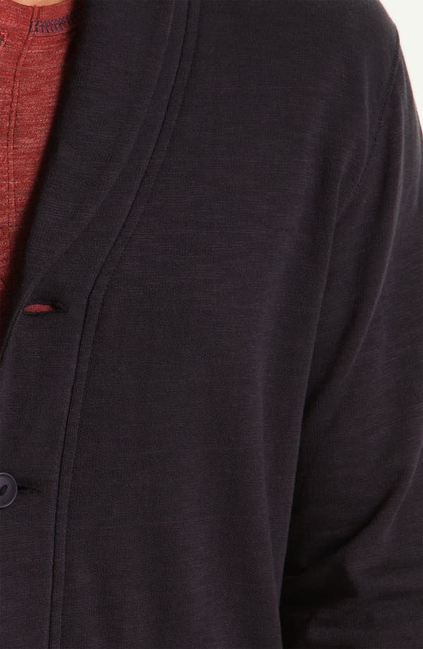 Alternate Image 3  - Threads for Thought Shawl Collar Cardigan