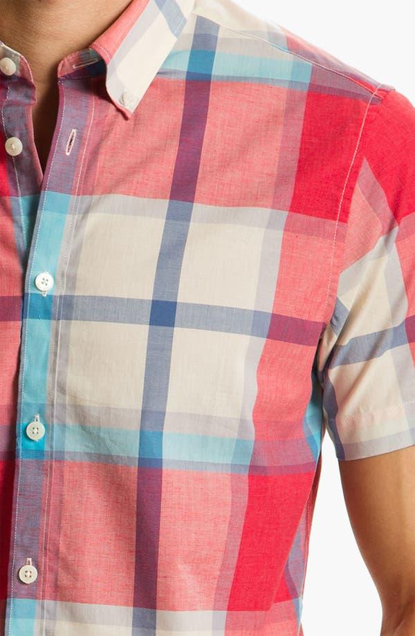 Alternate Image 3  - Ben Sherman Short Sleeve Woven Shirt