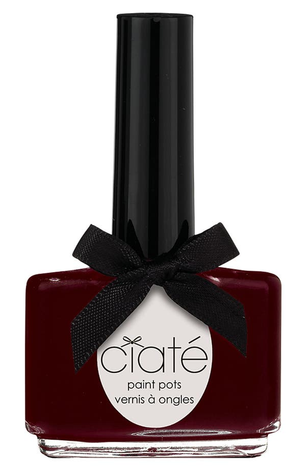 Alternate Image 1 Selected - Ciaté 'Dangerous Affair' Paint Pot