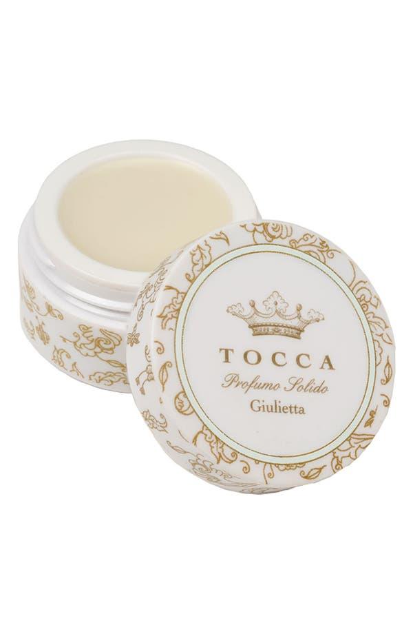 Main Image - TOCCA 'Giulietta' Solid Perfume