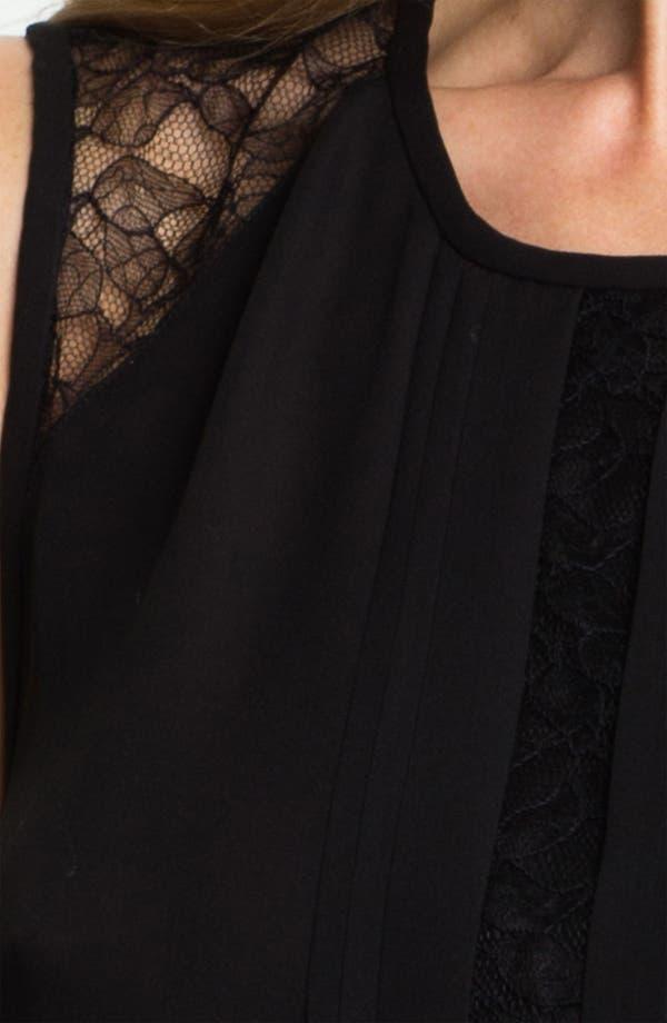 Alternate Image 3  - Classiques Entier® 'Altro' Lace Trim Blouse