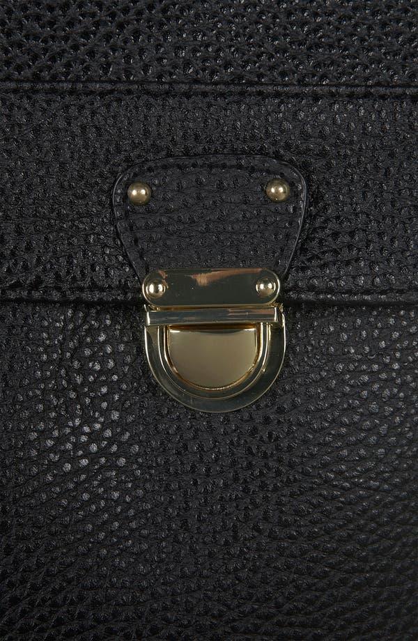 Alternate Image 4  - Topshop Push Lock Backpack