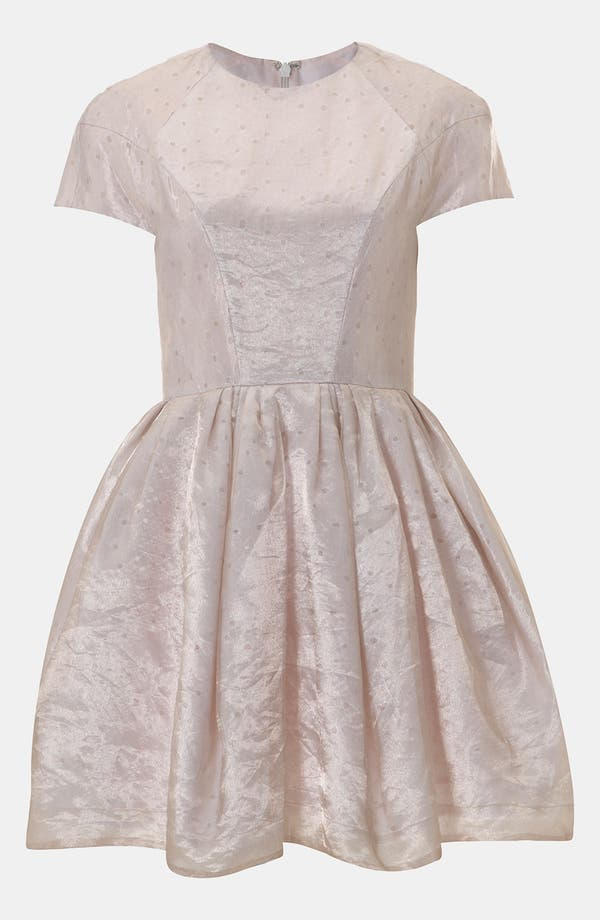 Alternate Image 1 Selected - Topshop Organza Party Dress