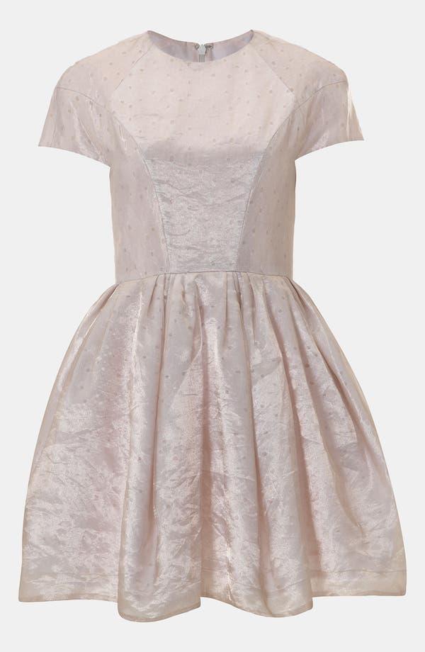 Main Image - Topshop Organza Party Dress