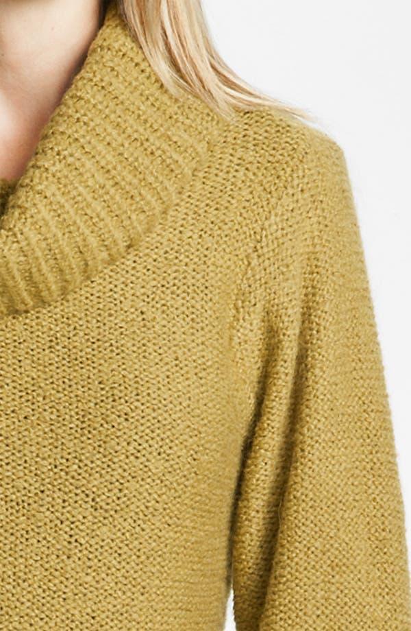 Alternate Image 3  - Classiques Entier® 'Mousse' Cowl Neck Sweater