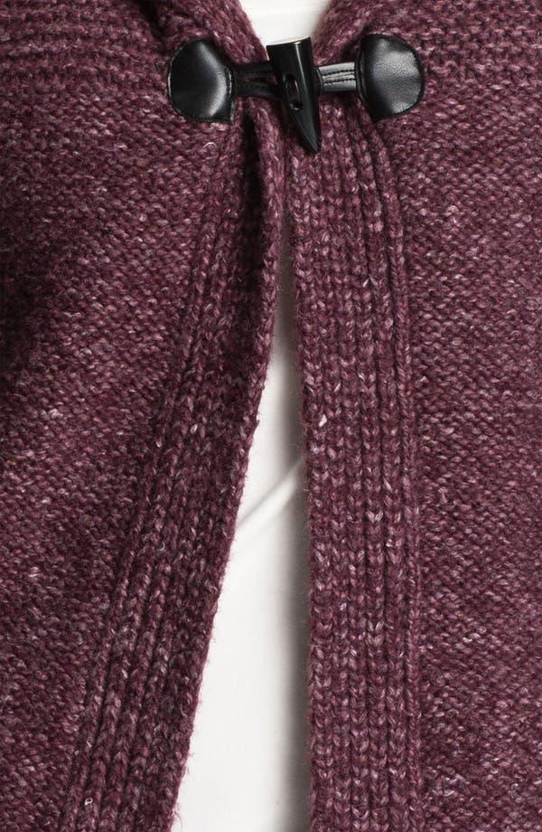 Alternate Image 3  - Amber Sun Hooded Sweater Jacket