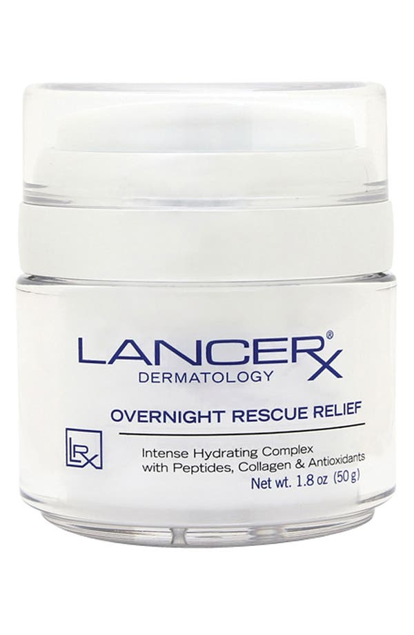 Alternate Image 1 Selected - LANCER Skincare 'Overnight Rescue Relief' Intense Hydrating Complex (Nordstrom Exclusive)