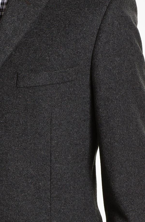 Alternate Image 3  - John Varvatos Star USA 'Newton' Top Coat
