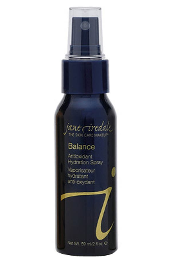 Alternate Image 1 Selected - jane iredale 'Balance' Hydration Spray