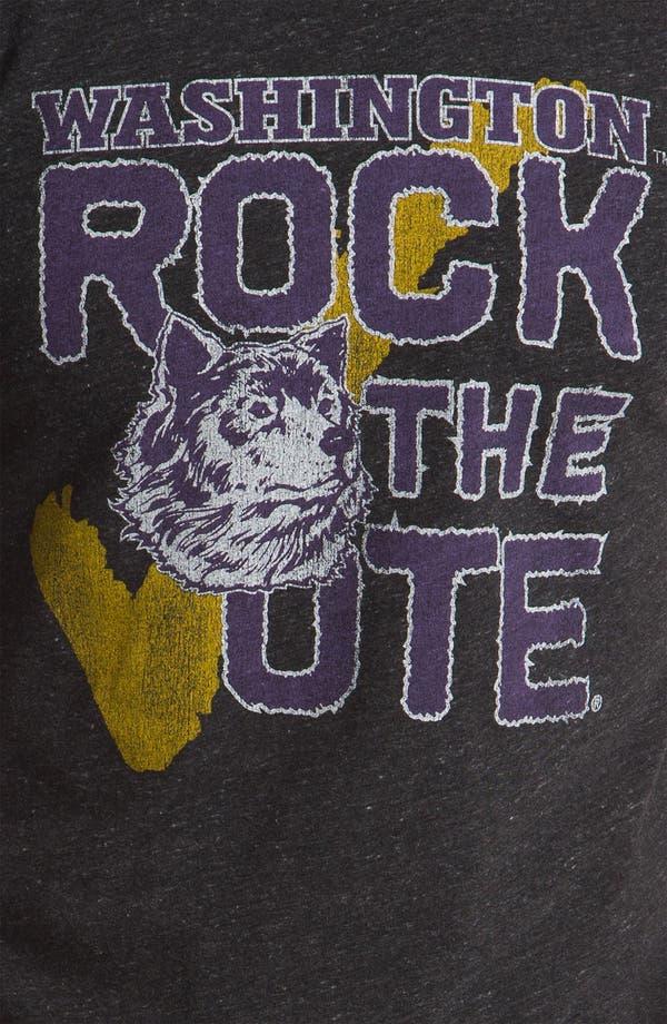 Alternate Image 3  - The Original Retro Brand 'University of Washington Huskies' T-Shirt