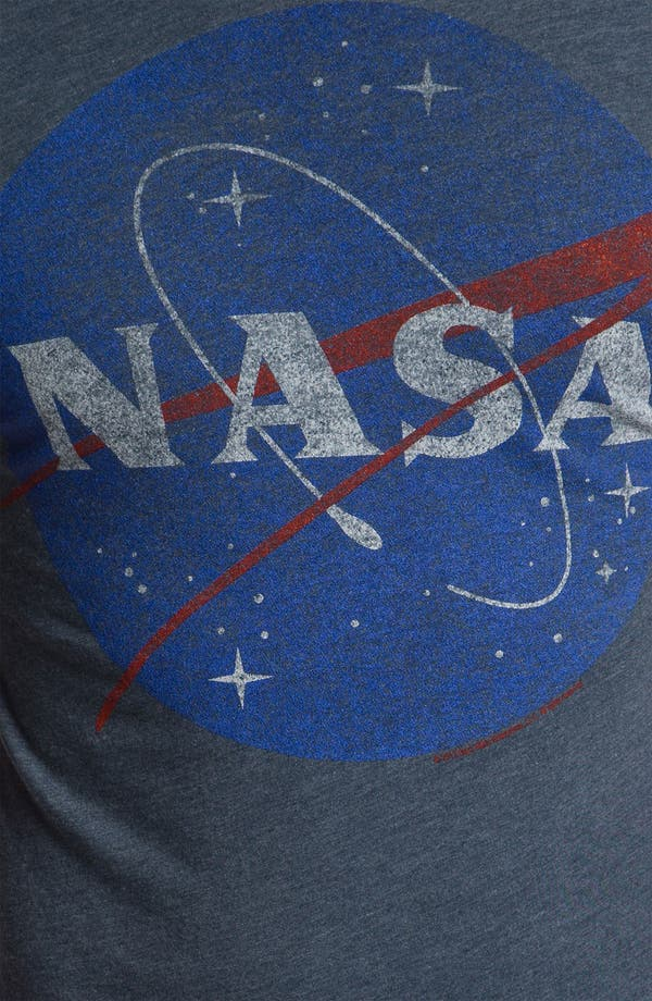 Alternate Image 3  - Free Authority 'NASA Logo' Graphic T-Shirt
