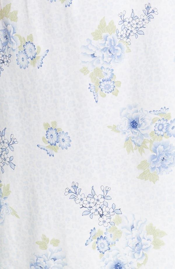 Alternate Image 3  - Carole Hochman Designs Cotton Jersey Nightgown