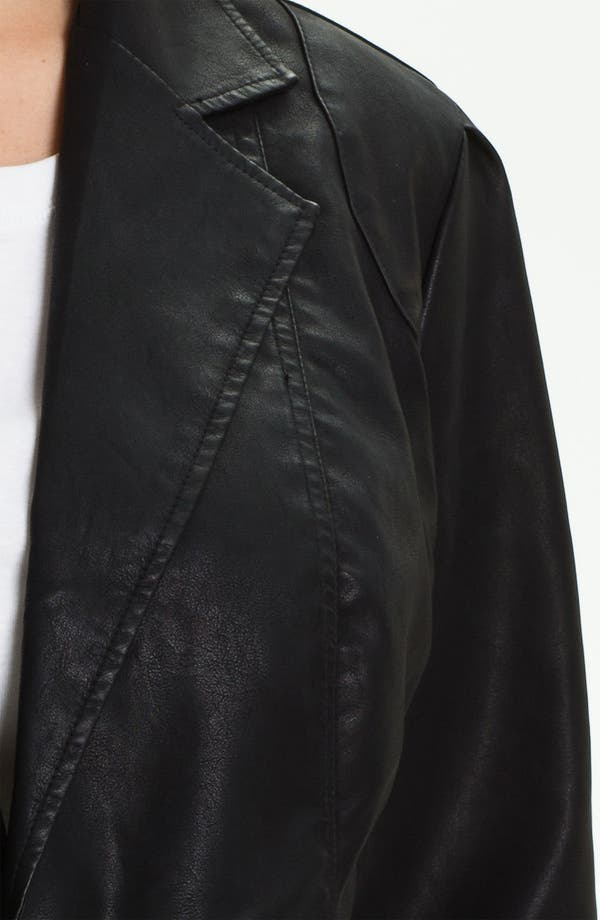 Alternate Image 3  - Mynt 1792 'Cobble Hill' Blazer (Plus)