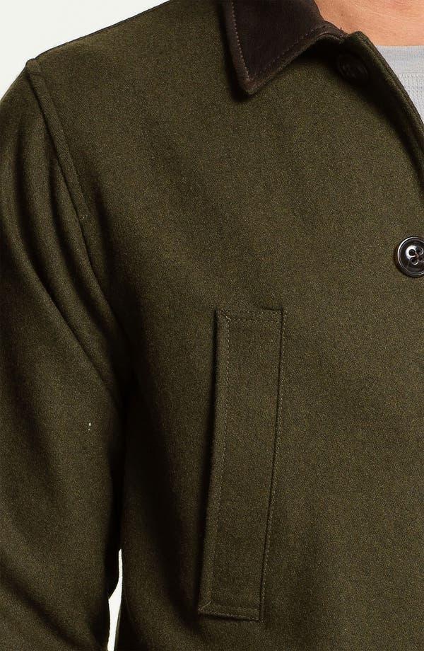 Alternate Image 3  - Obey 'Berlin' Wool Blend Jacket