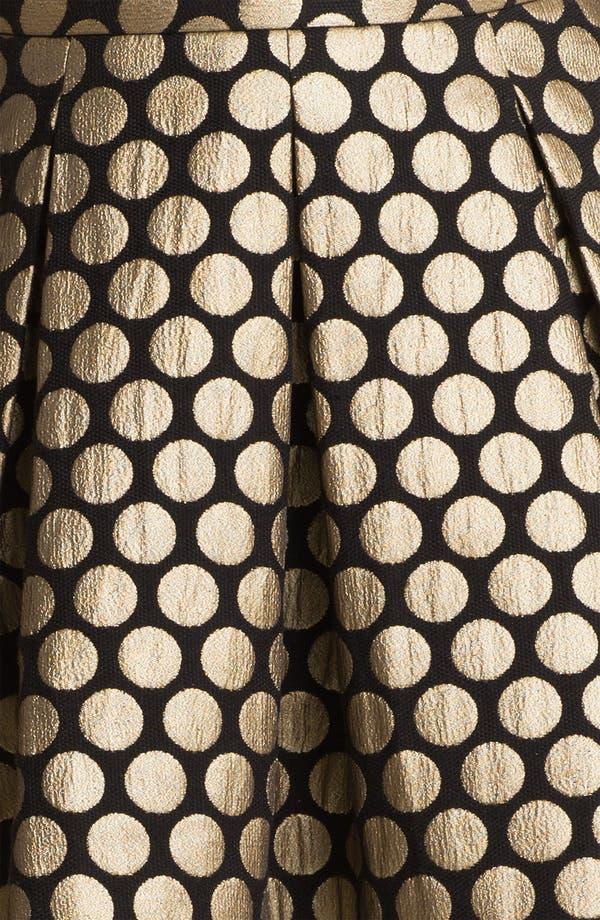 Alternate Image 3  - Vince Camuto Dotted Jacquard Skirt