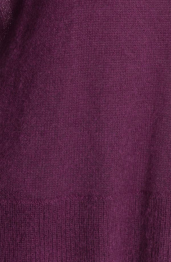 Alternate Image 3  - Eileen Fisher Ballet Neck Boxy Sweater (Online Exclusive)