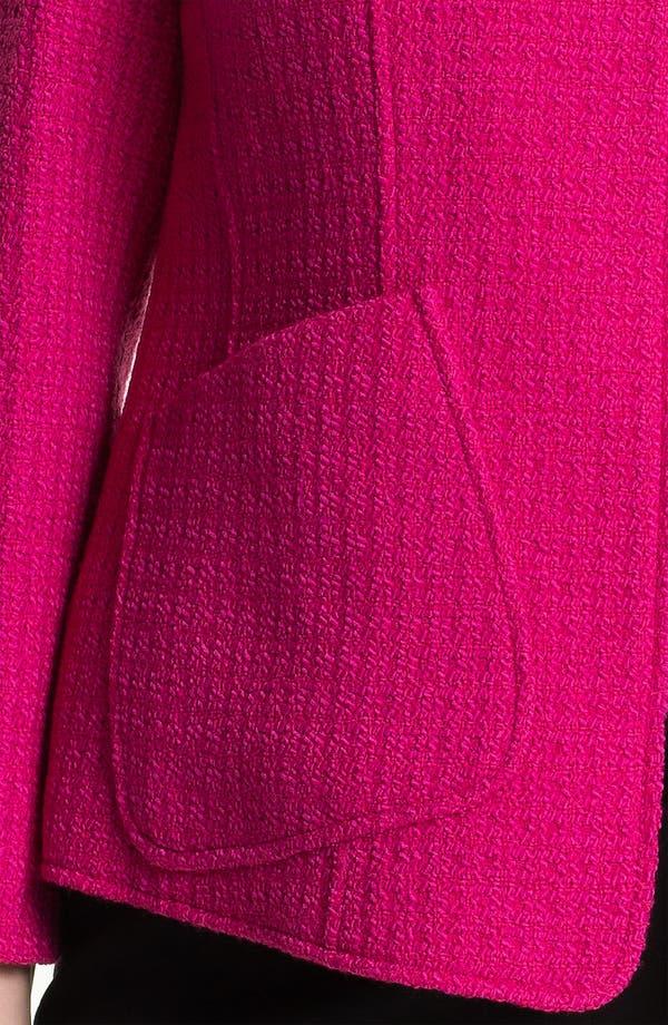 Alternate Image 3  - Lafayette 148 New York 'Patricia' Jacket (Plus)