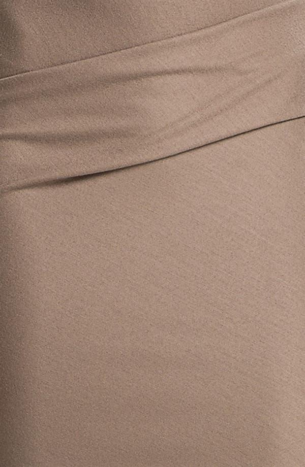 Alternate Image 3  - Halston Heritage Draped Waist Pencil Skirt