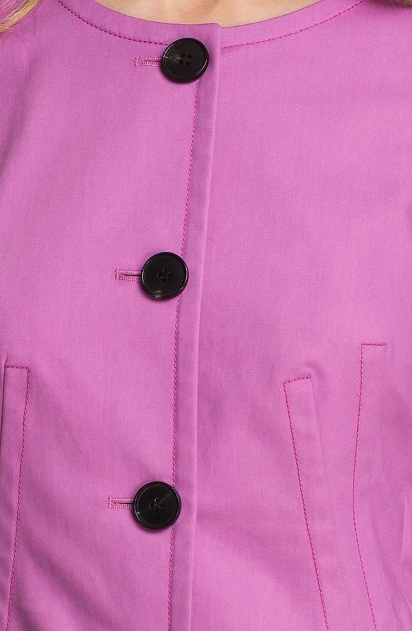 Alternate Image 3  - Lafayette 148 New York 'Cailey Metropolitan Stretch' Jacket